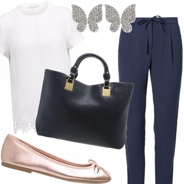 Outfit Fresco chic