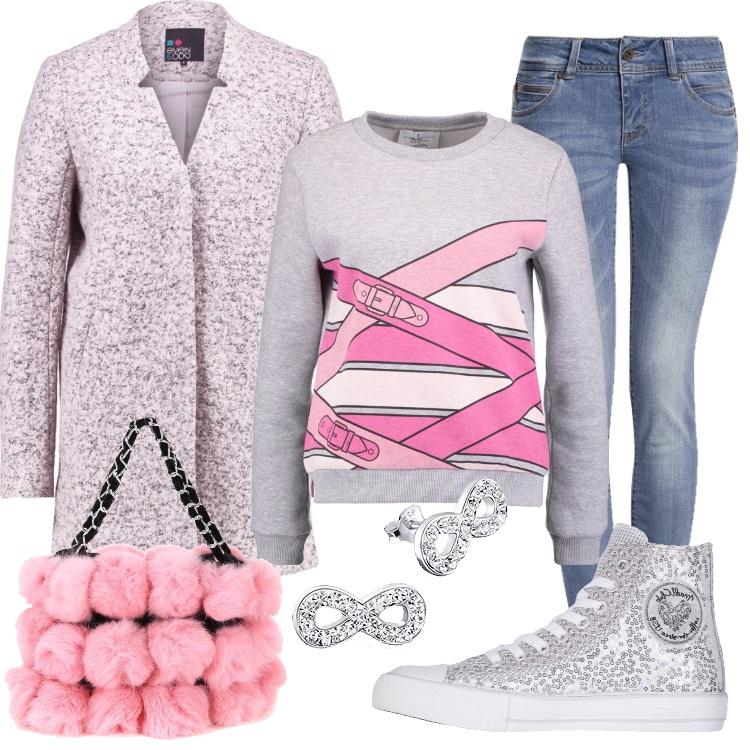 Amato Per ragazze molto alla moda: outfit donna Everyday per tutti i  UF11