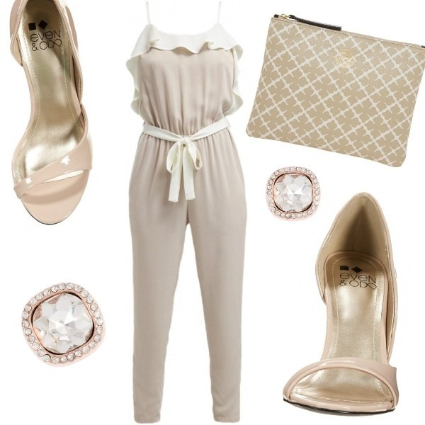 Outfit Champagne