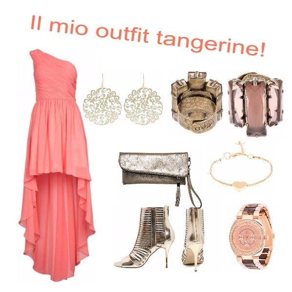 Outfit Il miglior outfit tangerine