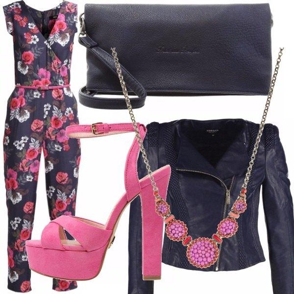 Outfit Flower jumpsuit