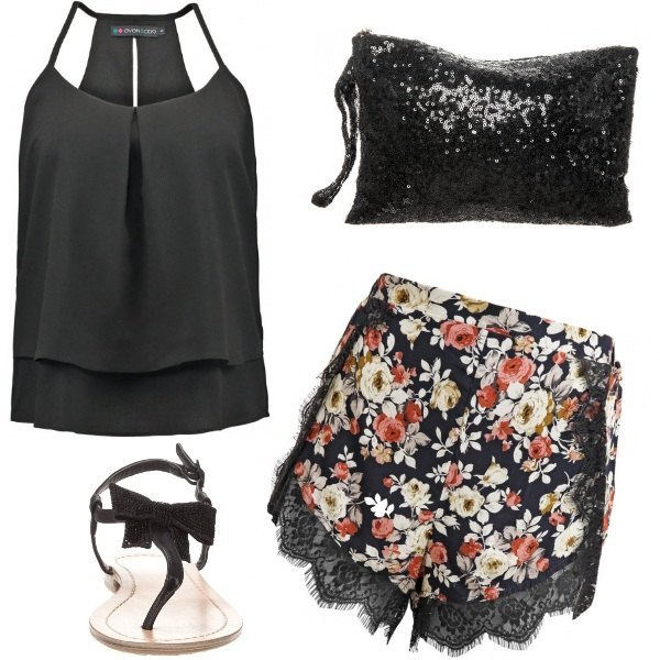 Outfit Simple night