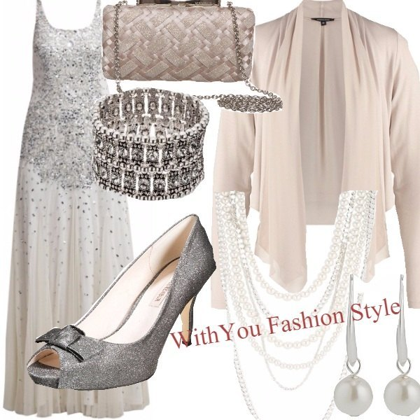 Outfit Romantic chic