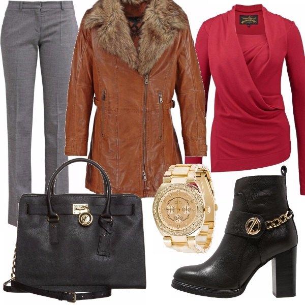 Outfit Per la donna che non deve chiedere mai