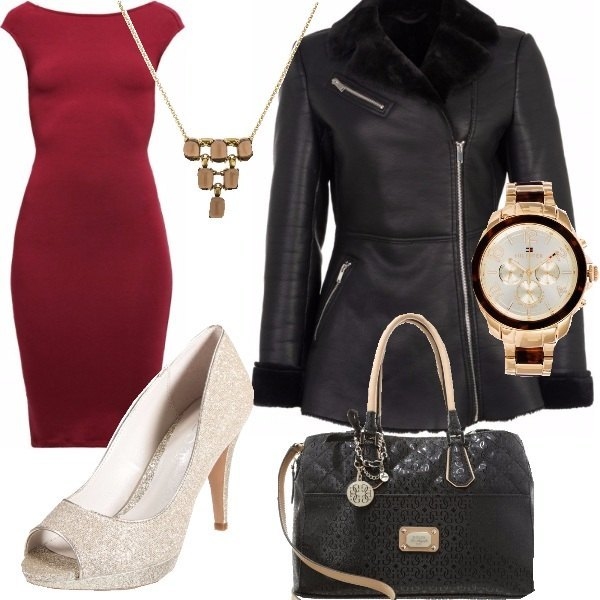Outfit Working-urban chic