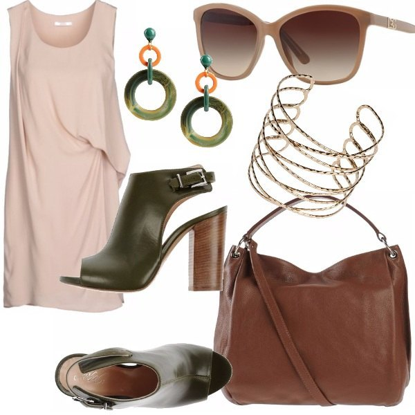 Outfit Safari colours