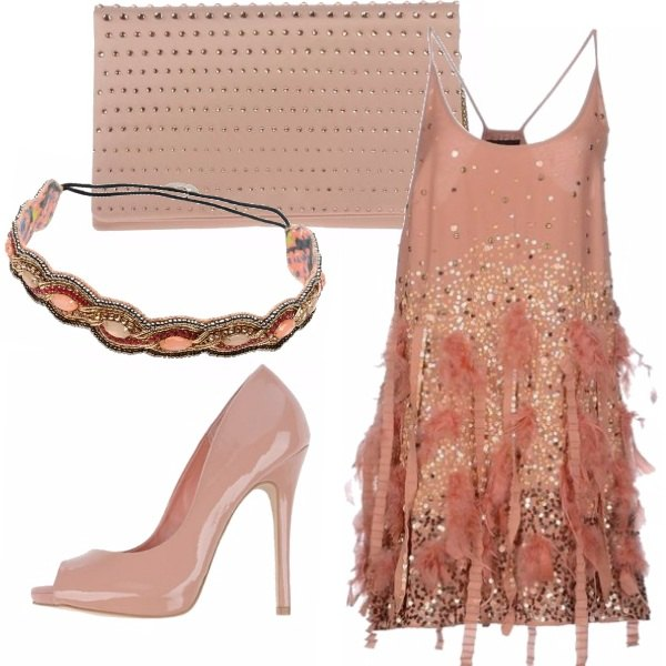 Outfit Pink mania