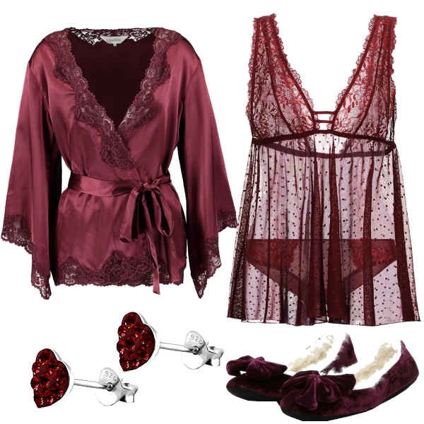 Outfit Weekend romantico