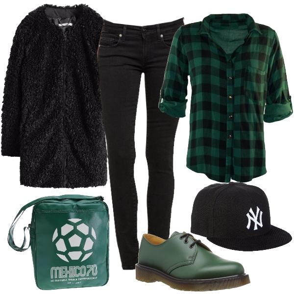 Outfit Progettazioni in verde