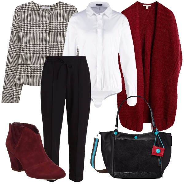 Outfit Intramontabile giacca