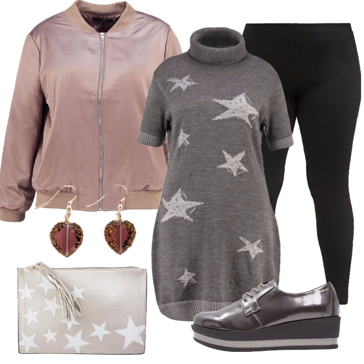 Outfit Curvy stellare
