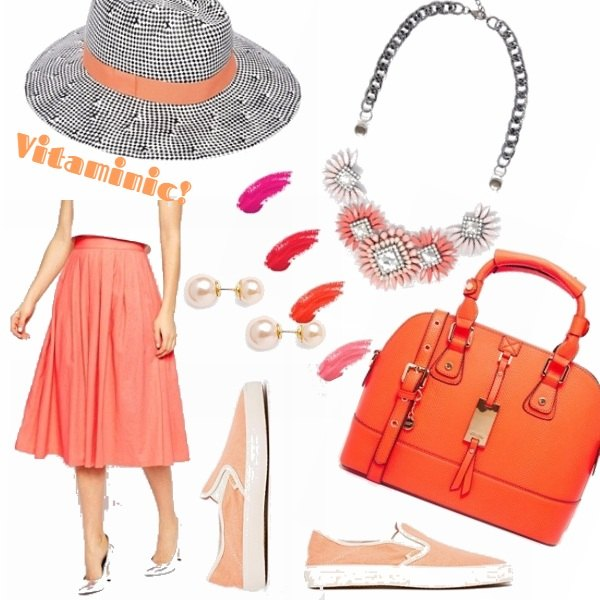 Outfit Vitaminic!