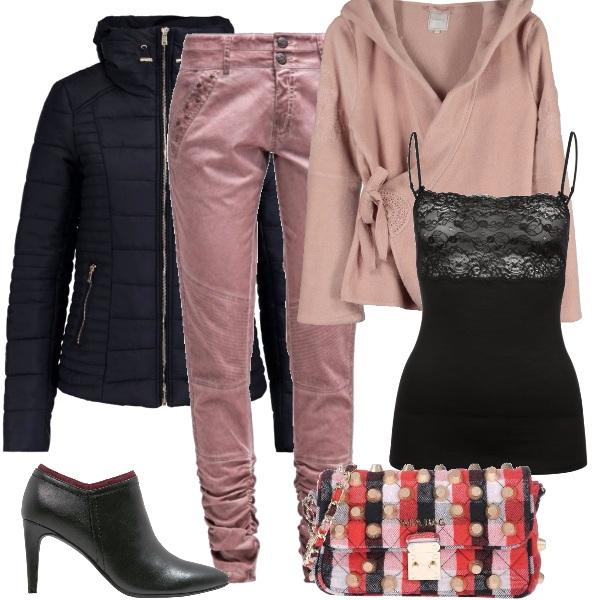Outfit Mescolare gli stili