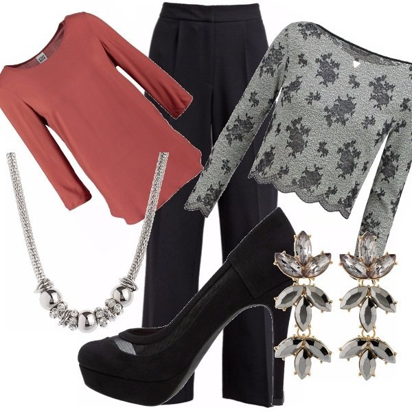 Outfit Palazzo mania
