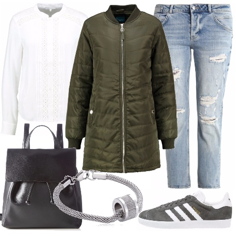 Outfit Look metropolitano