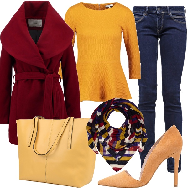 Outfit Indossiamo i colori