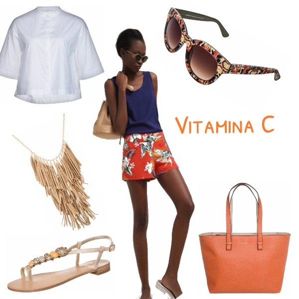 Outfit TANGERINE VITAMINICO