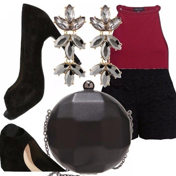 Outfit Bag ball per la discoteca