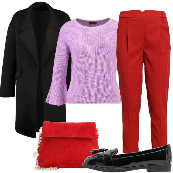 Outfit E colore sia