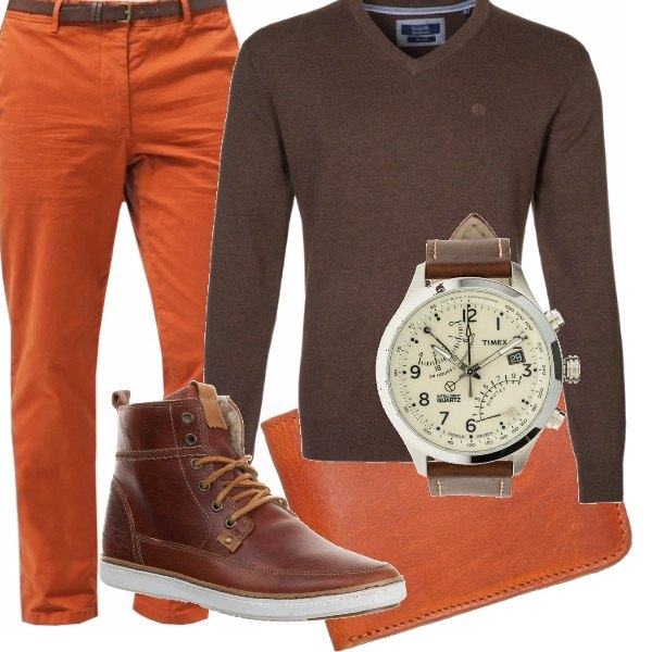 Outfit Calma autunnale