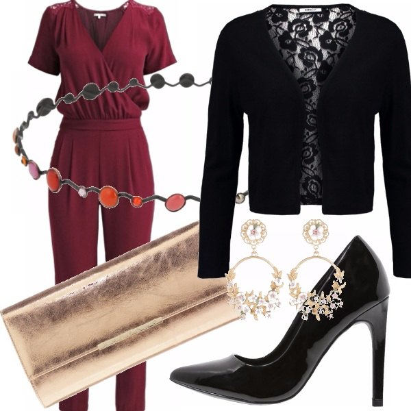 Outfit Elegante vivacità