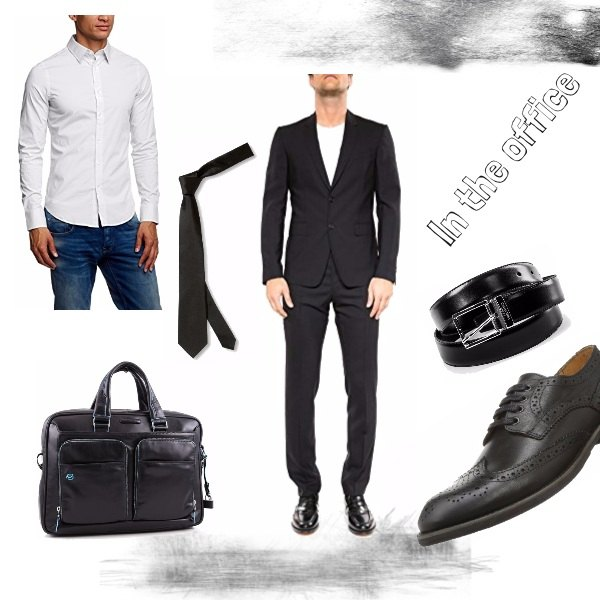 Outfit I the office
