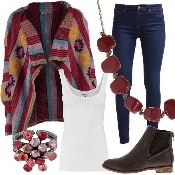 Outfit Folk lady