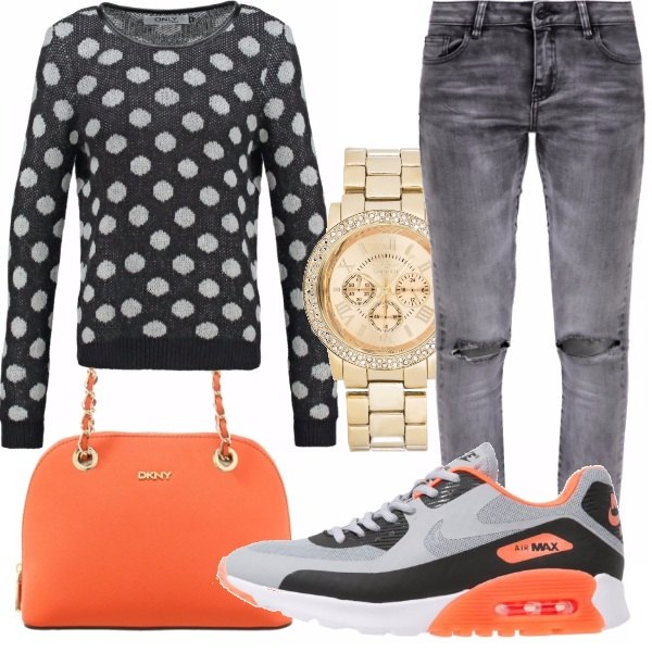 Outfit Arriva l'autunno