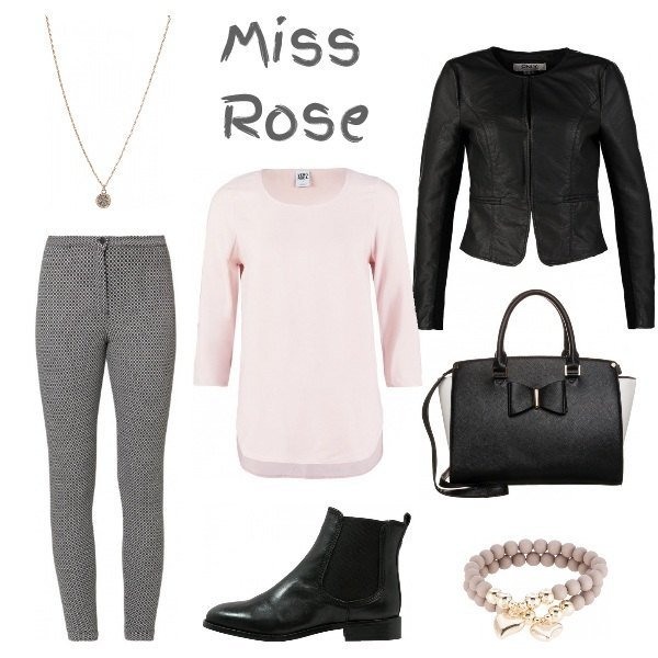 Outfit Miss Rose