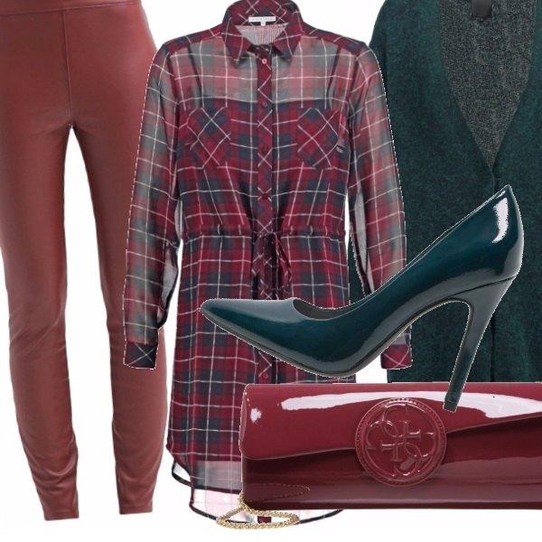 Outfit New tartan