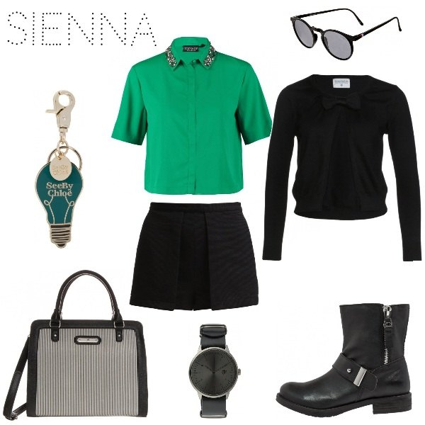 Outfit Sienna