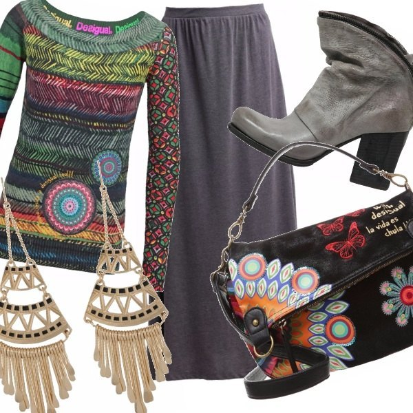 Outfit Gipsy in september