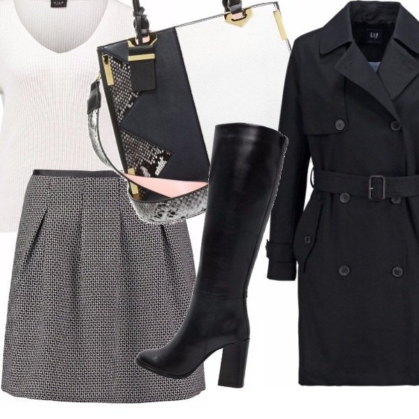 Outfit Autumn chic