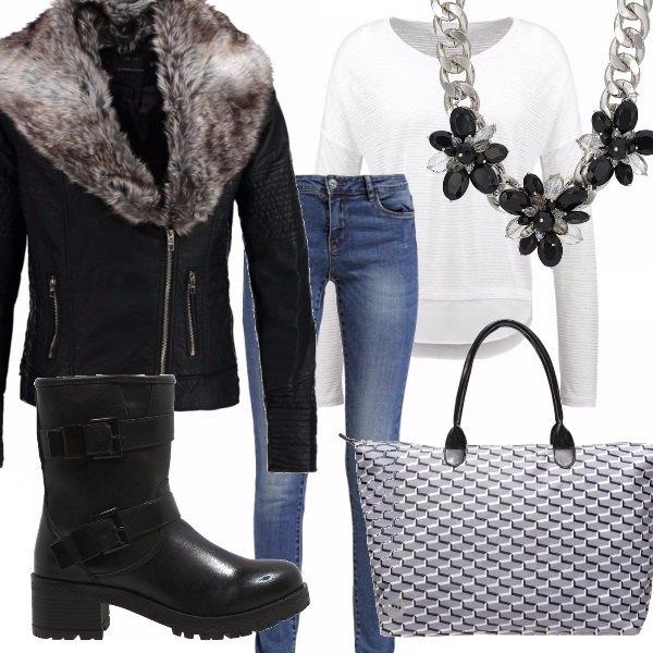Outfit All'università