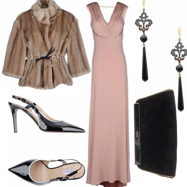 Outfit Bella come una principessa
