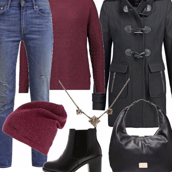 Outfit La semplicità fa tendenza