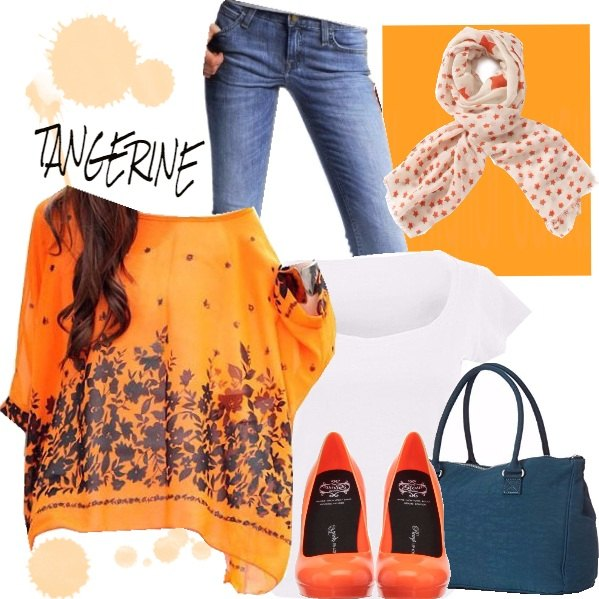 Outfit TANGERINE DAY