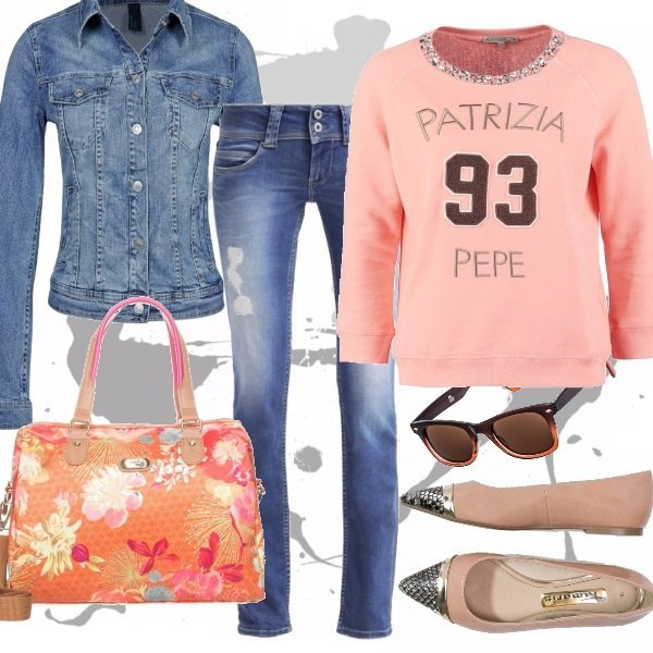 Outfit Col jeans