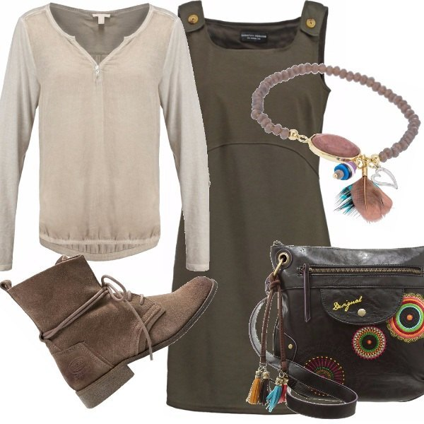 Outfit Easy lady.