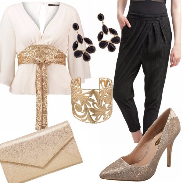 Outfit L'invitata a nozze