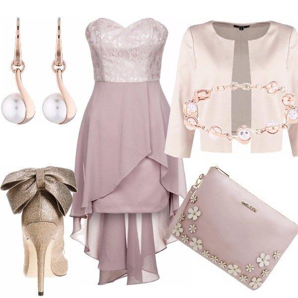 Outfit Un'inguaribile romantica