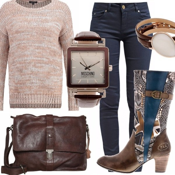 Outfit Boots shock!