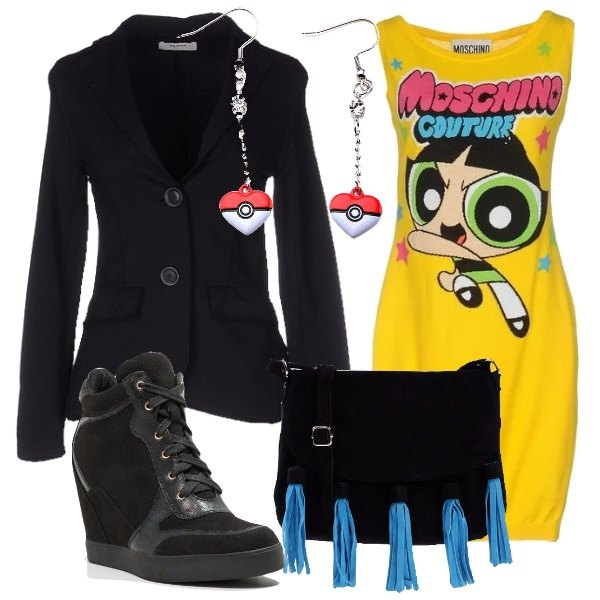 Outfit Giocosa