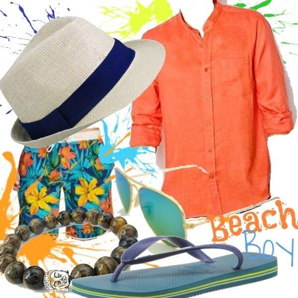 Outfit Beach boy