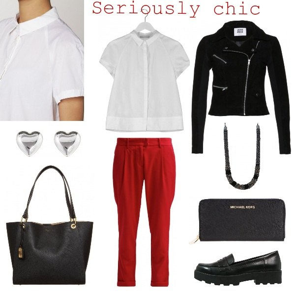 Outfit Seriously chic
