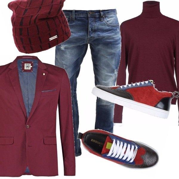 Outfit Per un uomo non banale