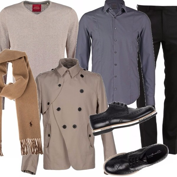 Outfit Linee affascinanti
