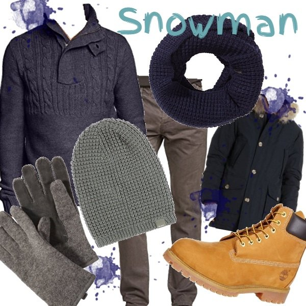 Outfit Snowman