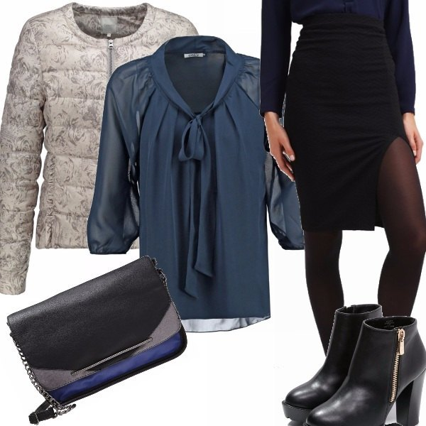 Outfit Serate chic tra amiche