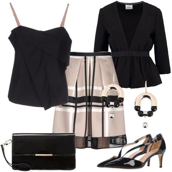 Outfit Elegante per l'evento